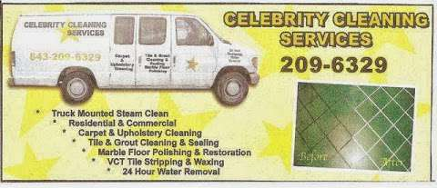 Celebrity Cleaning Services