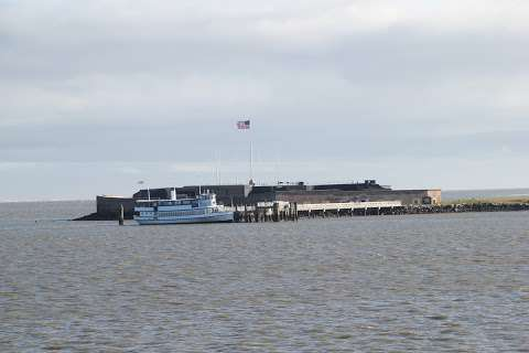 Fort Sumter Ferry Terminal